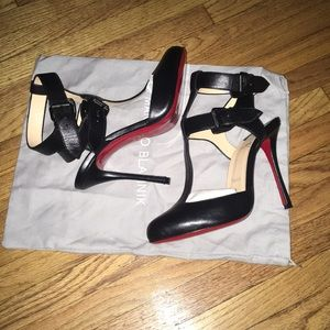Christian Louboutin high heels 100% authentic